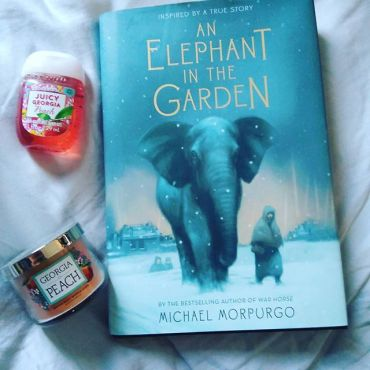 LE MOIS ANGLAIS 2016 #4 - An Elephant in the Garden de Michael Morpugo !