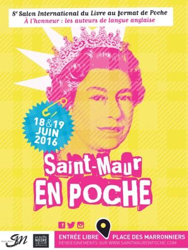 La Sortie du Dimanche : Le Salon de Saint-Maur en Poche 2016 !
