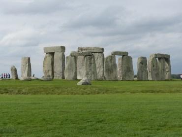 LeVlogDuDimanche#4 à la bourre... - Stonehenge