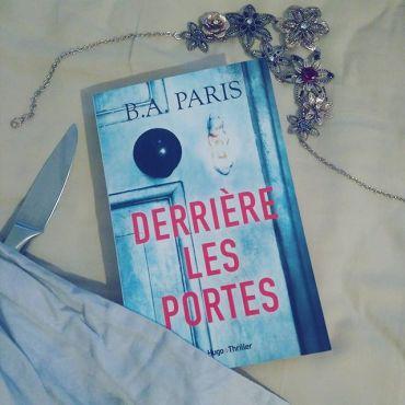 Derrière les Portes - B. A Paris