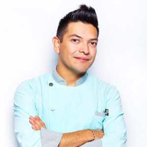 Chef Iván Millán