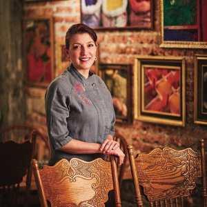 Chef Josefina Santacruz