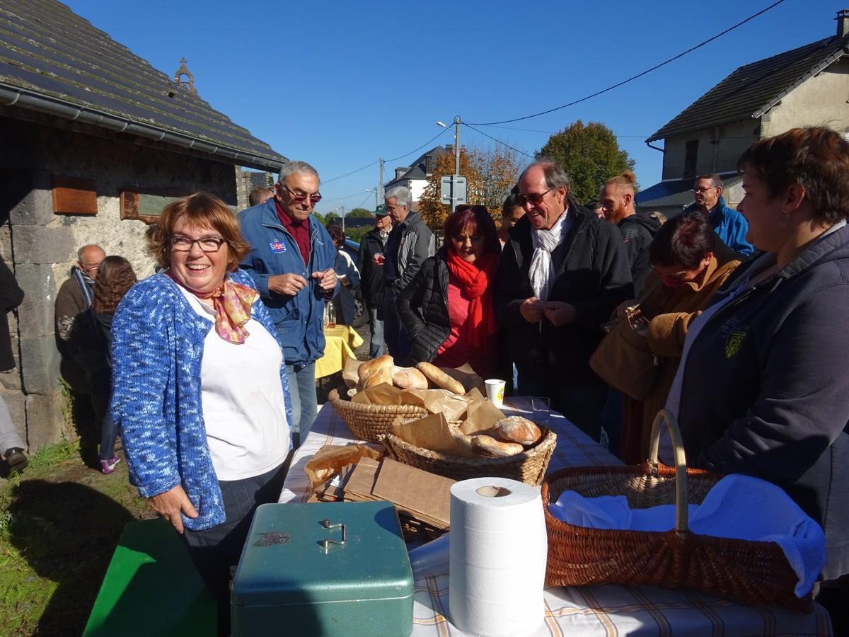 La vente de pain