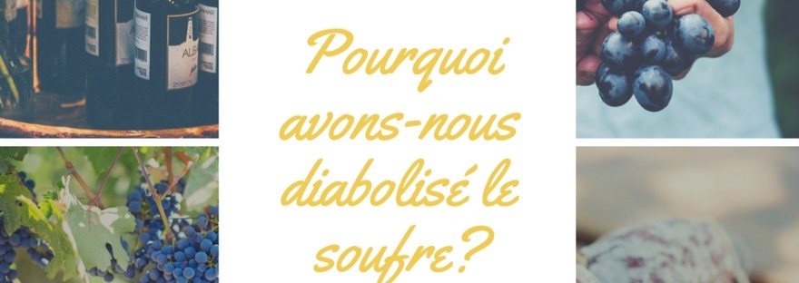 La question du soufre