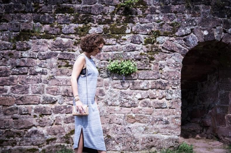 balade en robe longue