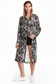 H&M Robe Chemise à Motif 24,99€
