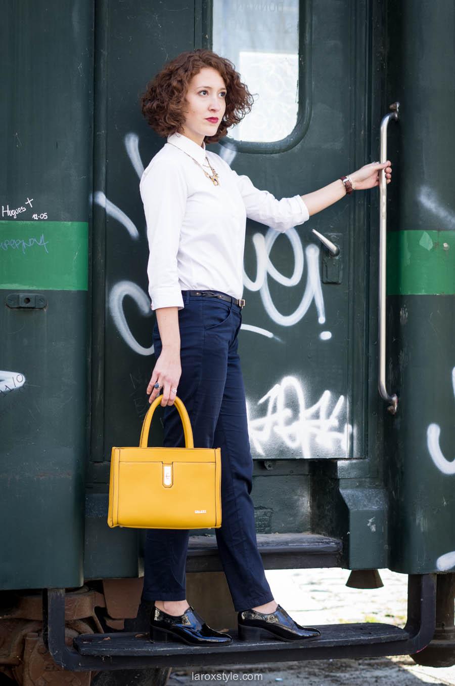 Street working girl