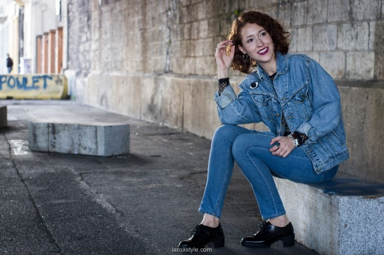 LaRoxStyle Blog Mode Lyon - Street Look 90s (4 sur 21)