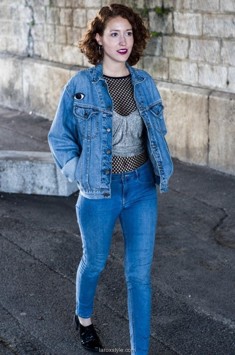 LaRoxStyle Blog Mode Lyon - Street Look 90s (7 sur 21)