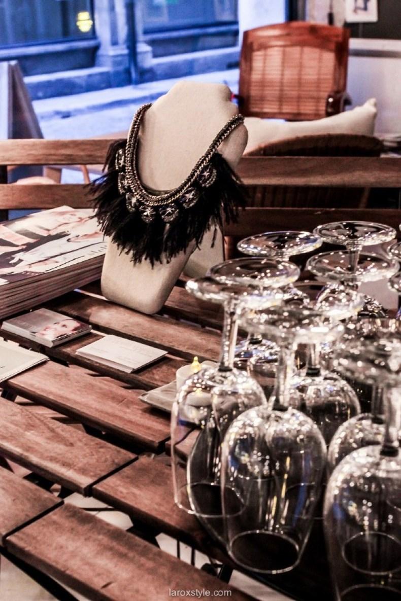 laroxstyle blog mode lyon - Apero vin et bijoux au luminarium (8 sur 38)