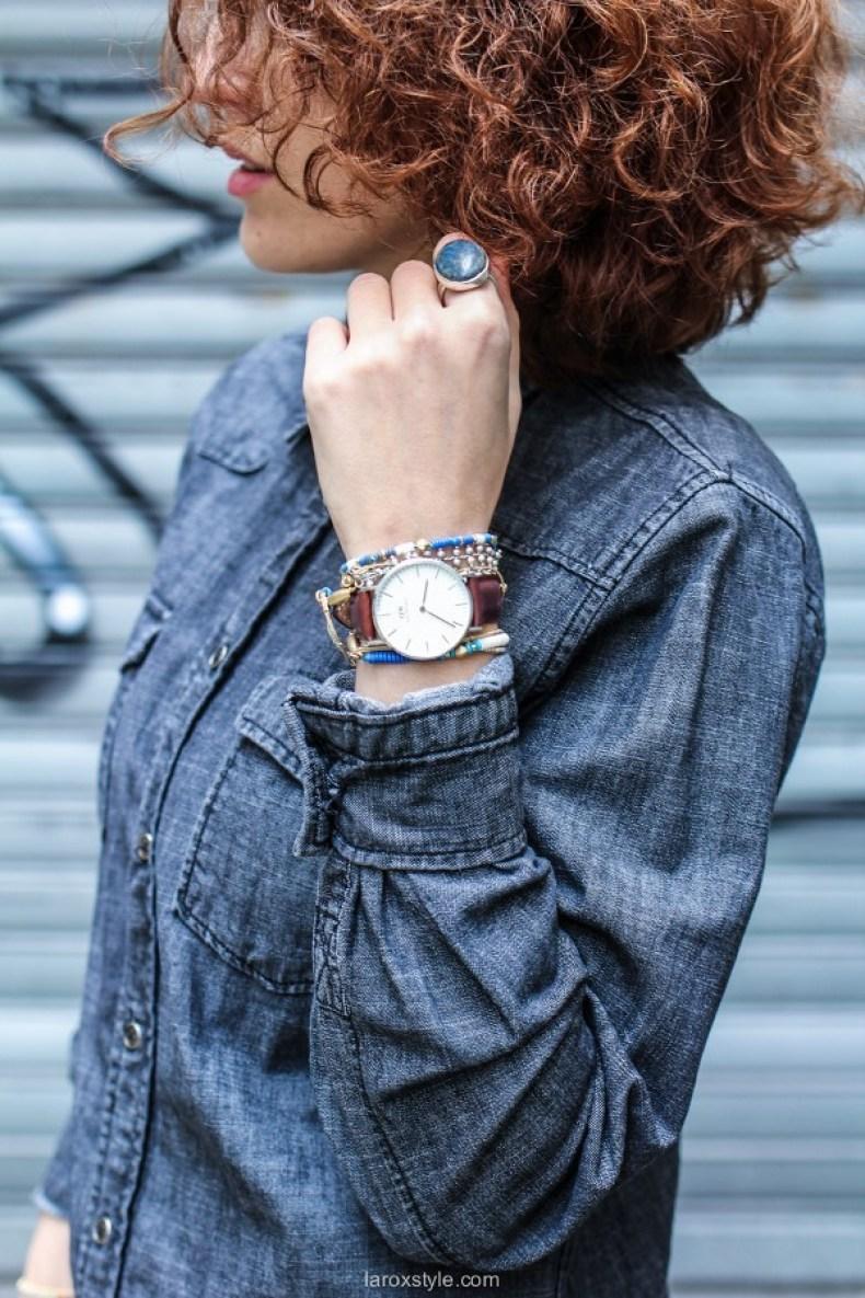 laroxstyle blog mode lyon - Denim look (14 sur 19)