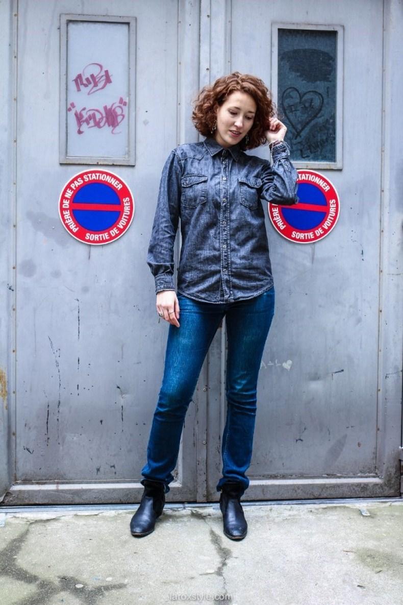 laroxstyle blog mode lyon - Denim look (17 sur 19)