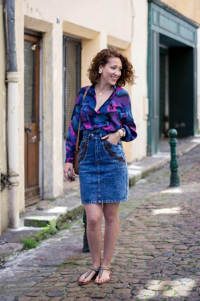 Carte blanche chez Look Vintage - laroxstyle - blog mode - look vintage