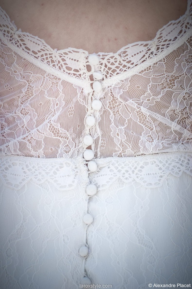 Laroxstyle - blog mode lyon - look robe mariage - caroline quesnel - IMGP6952