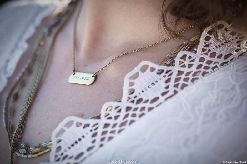 Laroxstyle - blog mode lyon - look robe mariage - caroline quesnel - IMGP6965