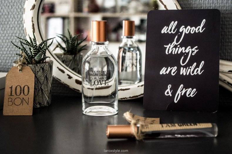 100 Bon - parfums naturel - bar a parfums lyon