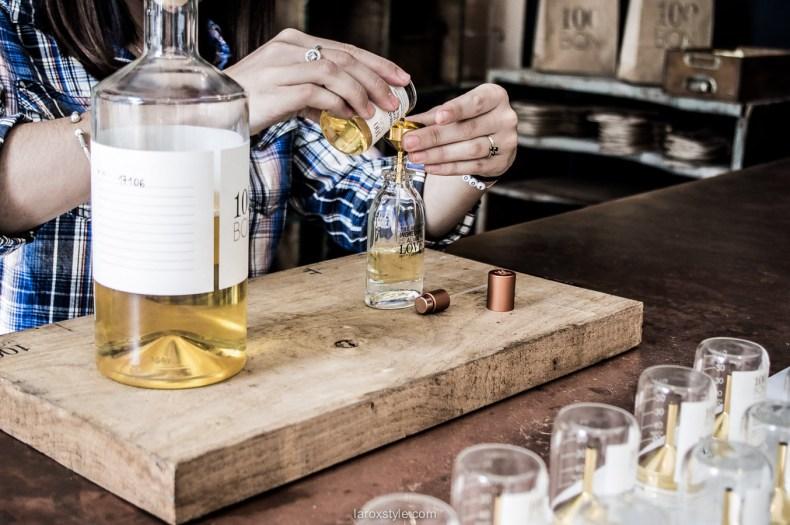 parfum naturel - 100 BOn LYOn