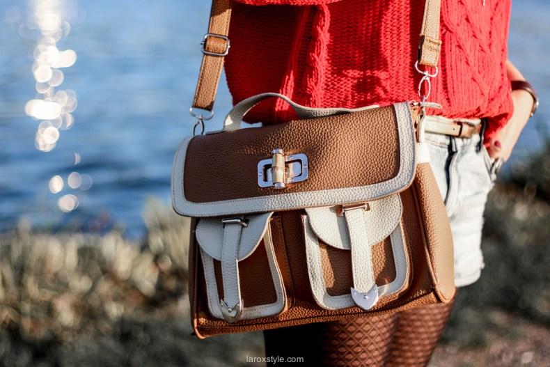 look ete indien - tendance mode rouge - laroxstyle blog mode -11
