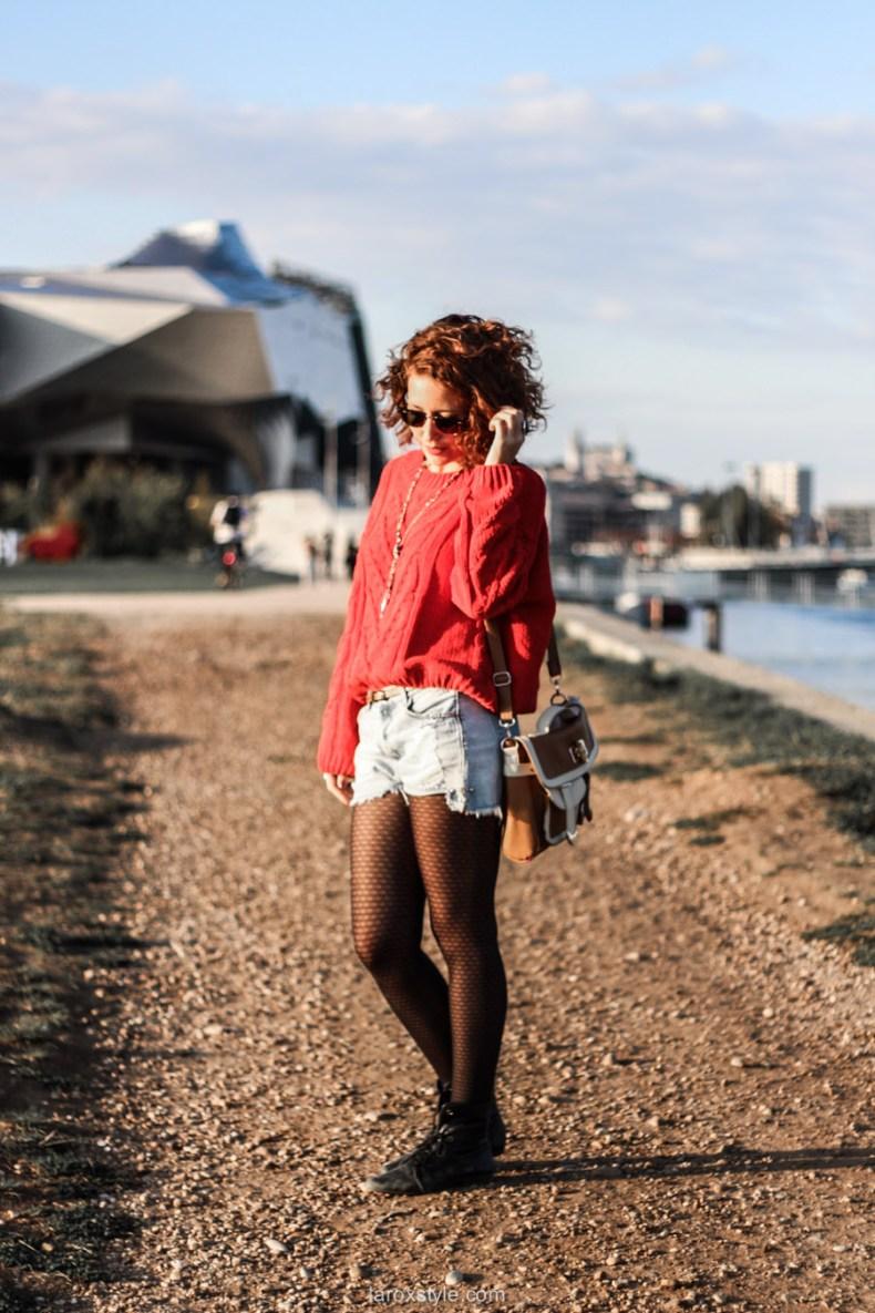 look ete indien - tendance mode rouge - laroxstyle blog mode -8