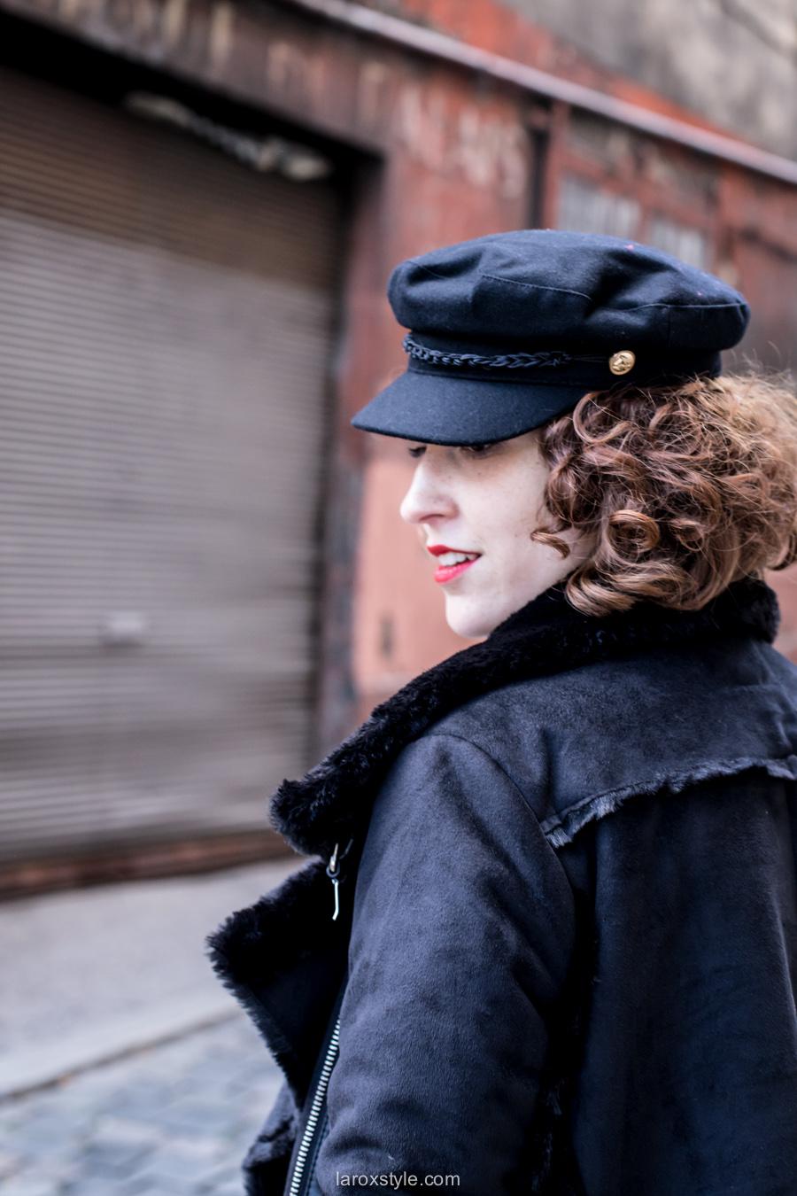 Royaume-Uni disponibilité 35787 70c89 gavroche - casquette femme - - laroxstyle - blog mode lyon ...