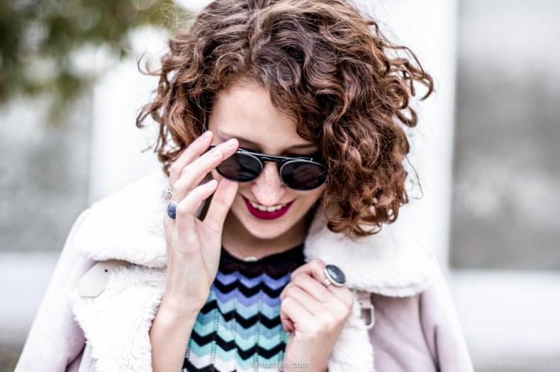mini jupe trapeze - porter de la couleur en hiver - blog mode lyon - laroxstyle-20