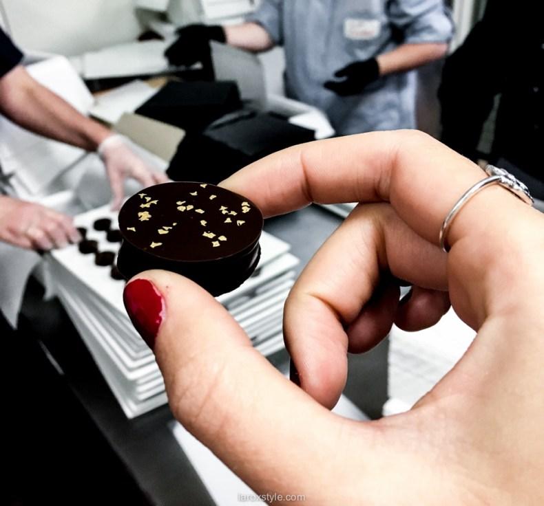 visite atelier chocolat voisin - ateliers chocolat voisin - chocolatier lyon - blog lifestyle lyon-15