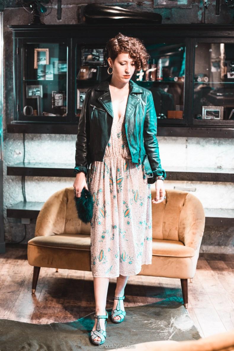 robe antik batik - robe a paillettes - femme forte - princesse - blog mode laroxstyle-5