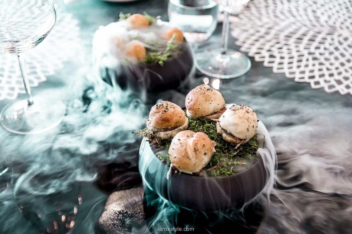 Restaurant gastronomique lyon - Food Lyon - Champignons revisités