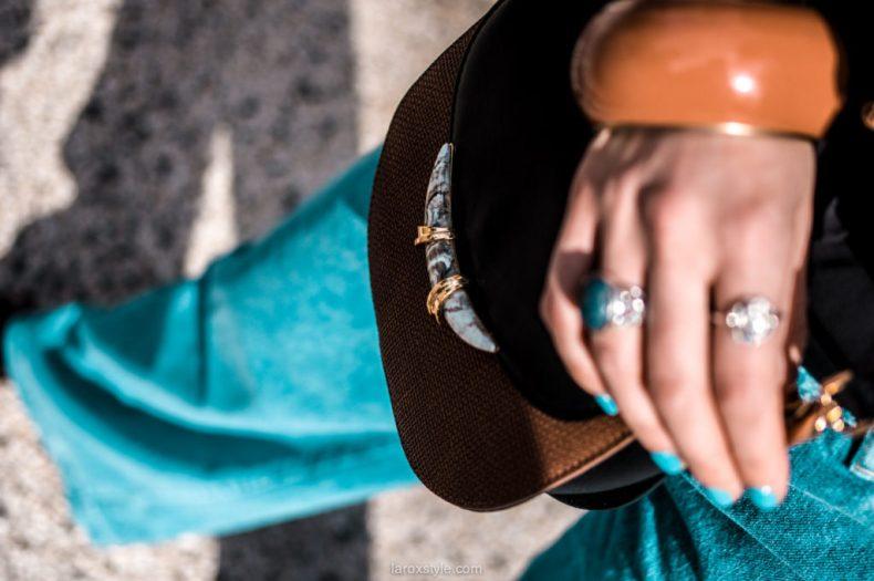 details sac boheme - vide dressing luxe