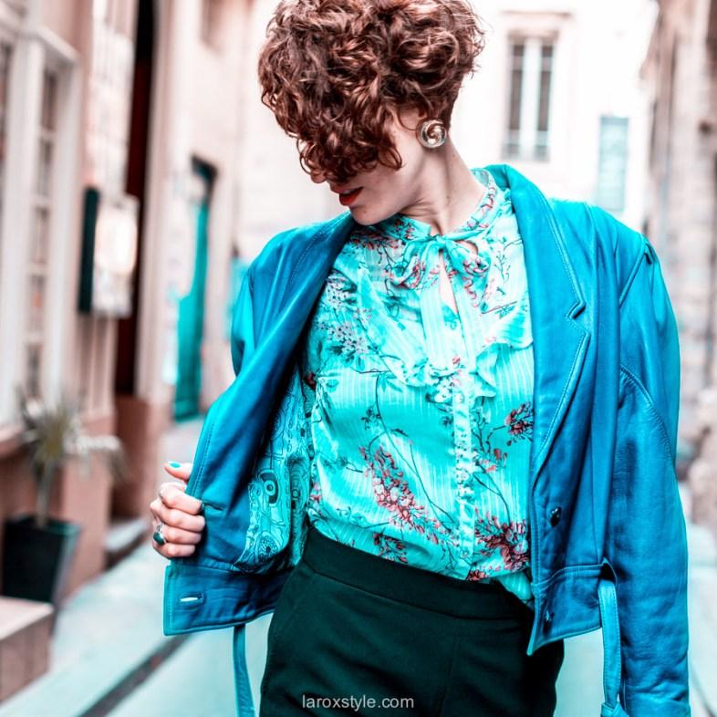 tendance vintage - porter du vintage - look vintage - chez biche - blog mode lyon-18