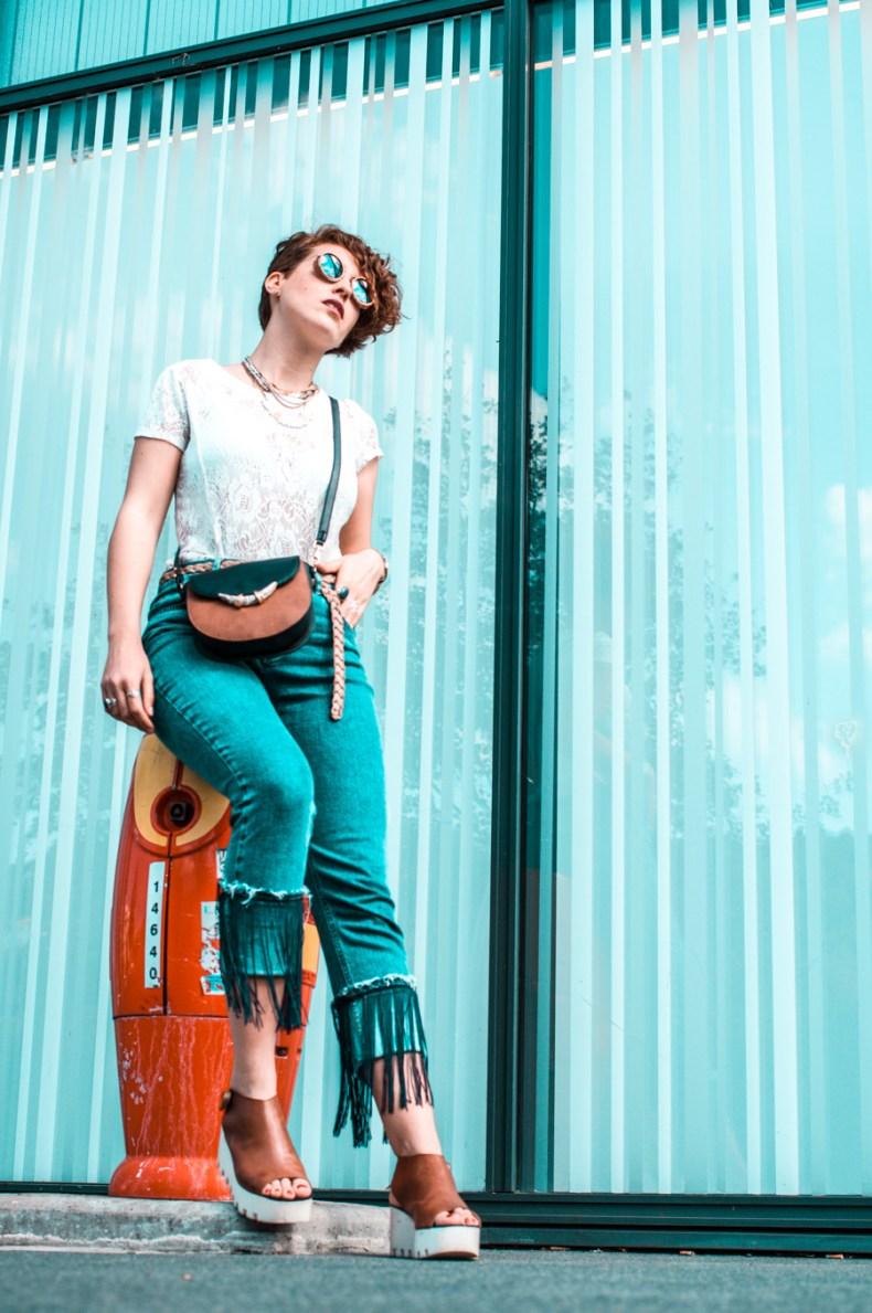 pimper une tenue basique - blog mode lyon - laroxstyle