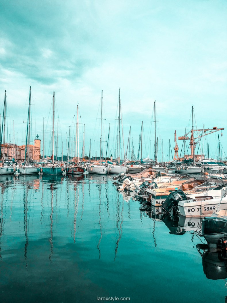 voyage la ciotat vieux port - vacances sud en amoureux -1