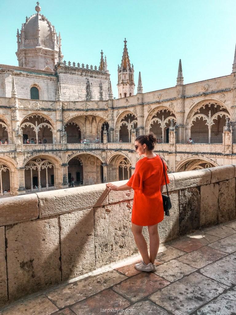 5 lieux a ne pas manquer a Lisbonne - Monastere des Hieronymites - mosteiro dos jeronimos - blog-11