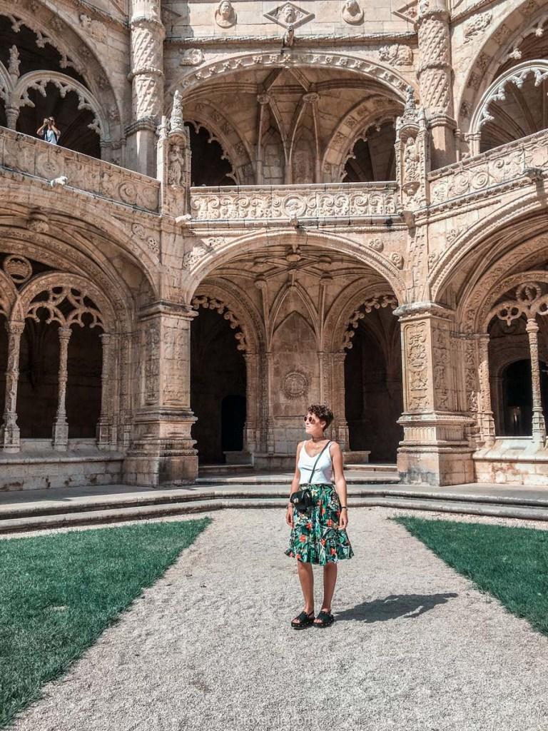 5 lieux a ne pas manquer a Lisbonne - Monastere des Hieronymites - mosteiro dos jeronimos - blog-4