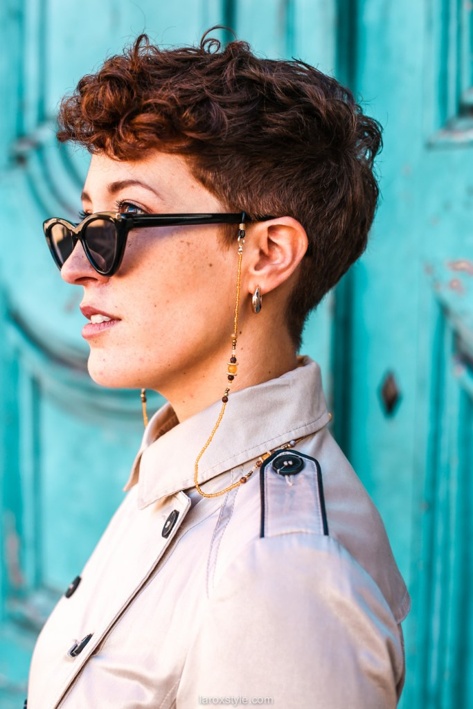 1d99f3fbb7dcc cordon a lunettes a porter comme un bijou - tendance mode - look blog mode