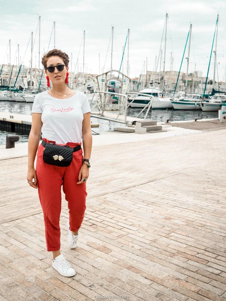 Que faire un jour a Marseille - vieux port