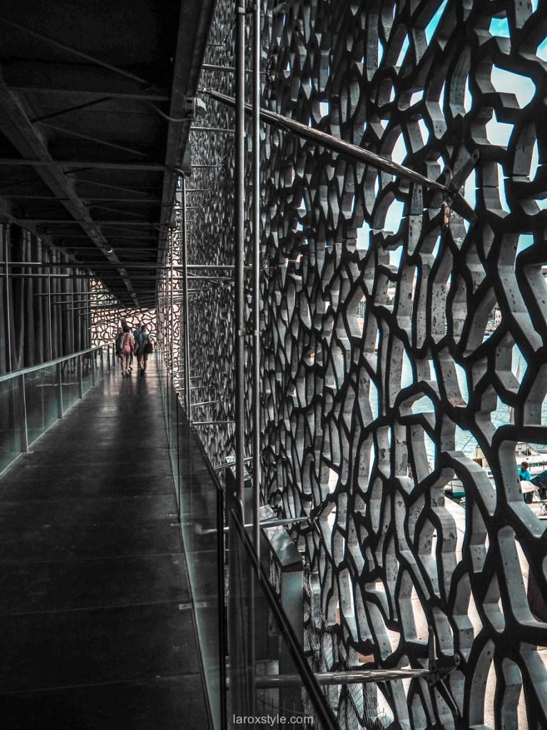 Que faire un jour a Marseille - mucem musee