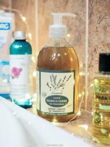 diy recette bain fleurs au lait - savon de marseille marius fabre
