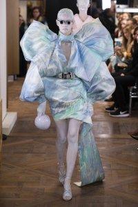 blog retour fashion week haute couture printemps ete 2019 - defile balmain