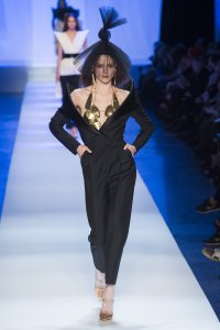 blog retour sur la paris fashion week printemps ete 2019 - defile jean paul gaultier