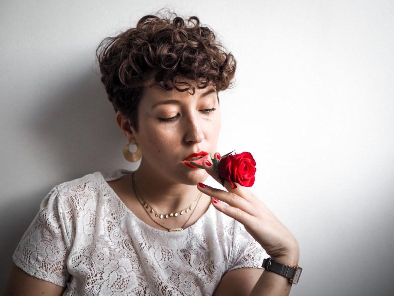 avis blog comment j'ai arrete la cigarette apres 10 ans de tabagisme - shooting rose rouge