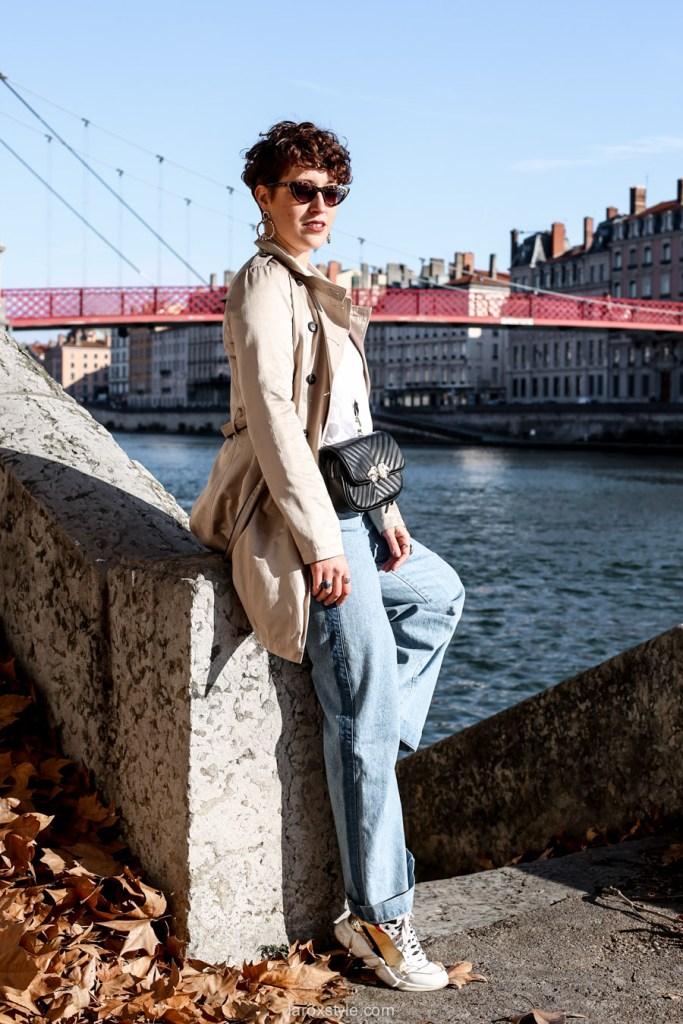 look blog trench coat - comment choisir et porter le trench coat