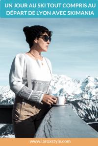 Une journee de ski tout compris au depart de Lyon avec Skimania