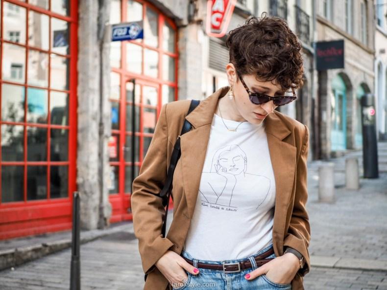 tendance blazers vintage