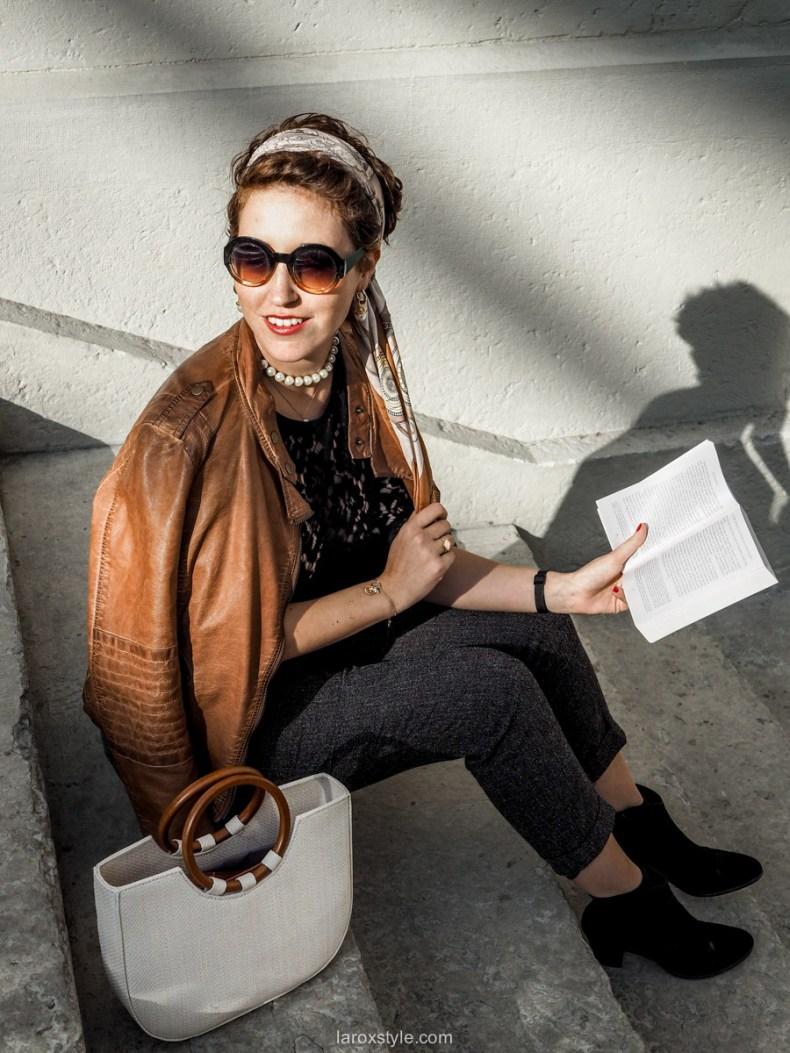 look neo vintage - tendance sac panier - blog mode-17
