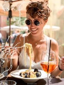 cinque terre conseils pour une journee de visite - restaurant corniglia