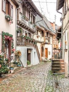 2 jours sur la route des vins d'Alsace - Eguisheim