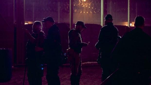Shadow Wars 23 - City of Sin. Shot at The Gaol.