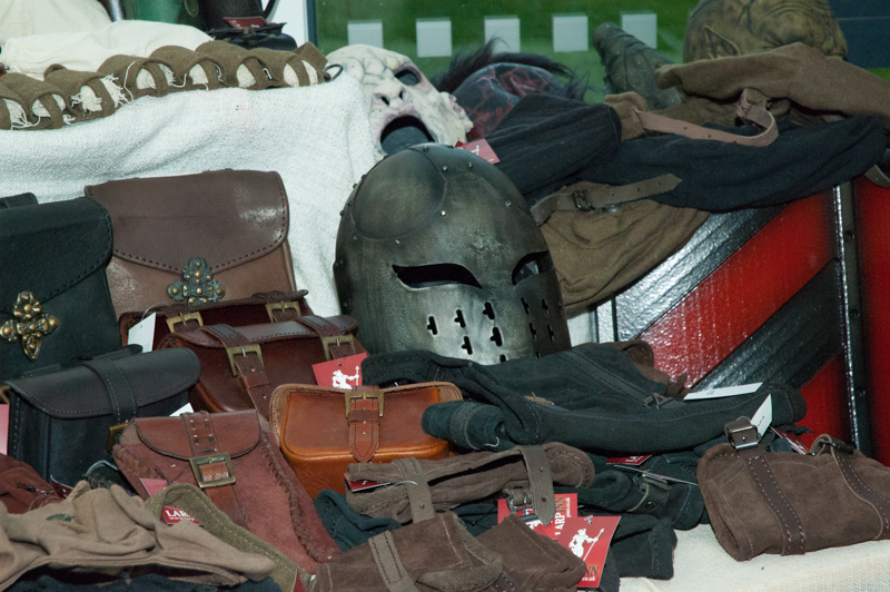 Review of Whats Your Game LARP Kit Fair