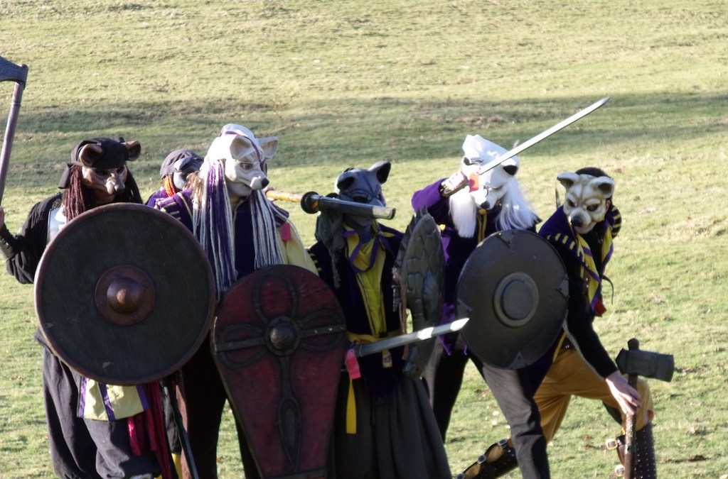 Nominations for The UK LARP Awards 2015